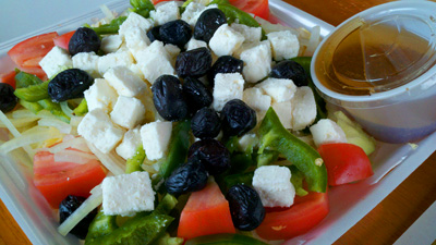 Sunrise greek salad 2 cr rf