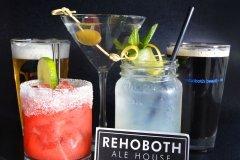 Drinks at RAH
