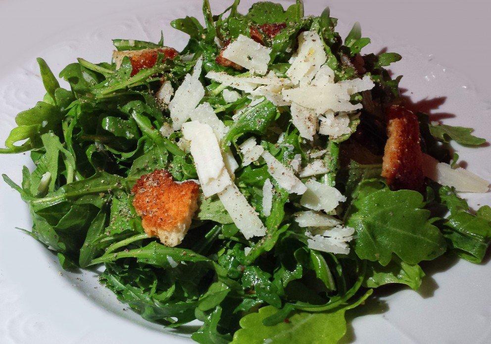 Lupo 4 Arugula salad 9-15crenh