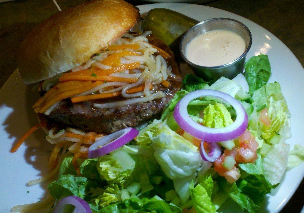 The elusive banh mi burger