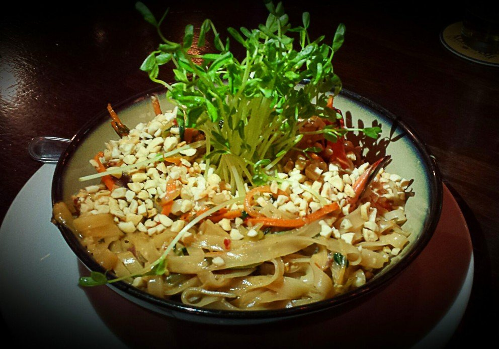 Thai Drunken Noodles