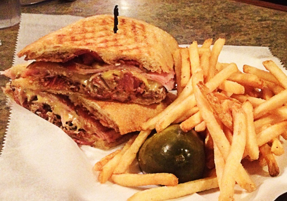 The Pork Flatliner. Need we say more?