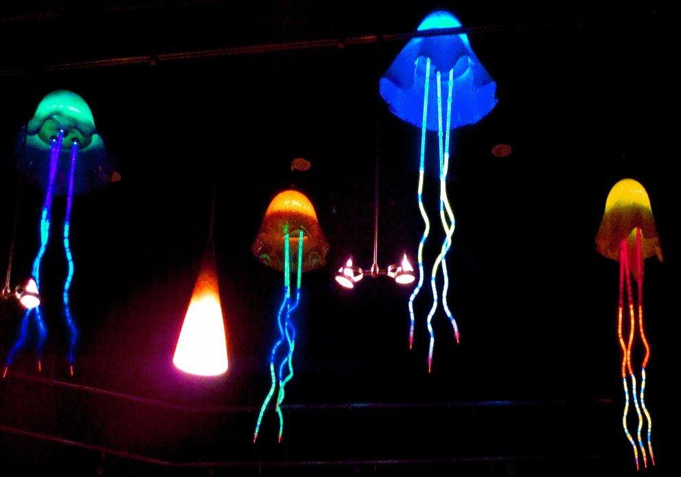 Stingray 2 jellyfish lights 2crenh