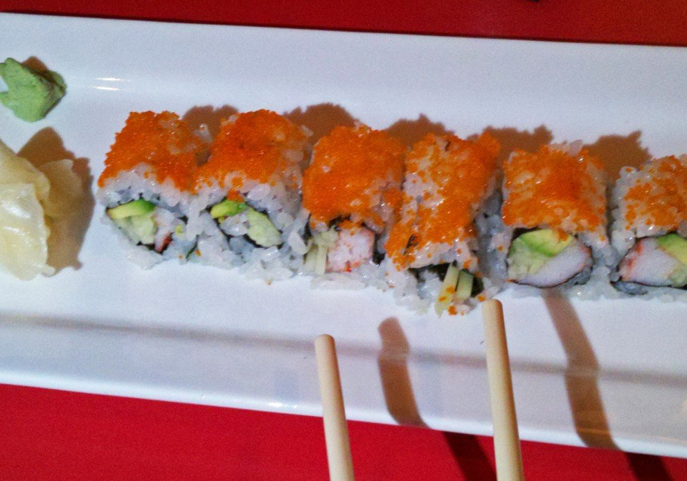 A roll with ginger.