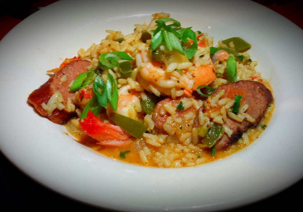 Jambalaya -- it was a special.