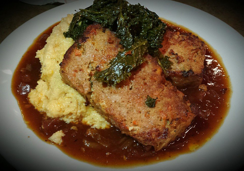 P3's classic meatloaf