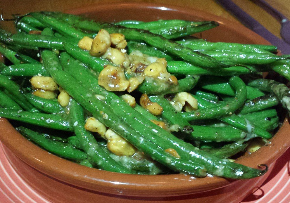 Those haricots verts ... a Foodie pick hit!