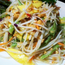Lily Thai (vegetarian review)