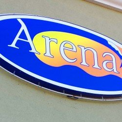 Arena's (vegetarian review)