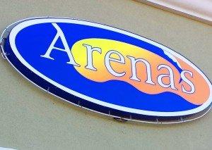 Arena's (vegetarian review)   View More