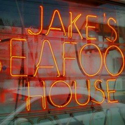 Jake's Seafood House (vegetarian review)