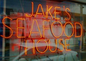Jake's Seafood House (vegetarian review) | View More