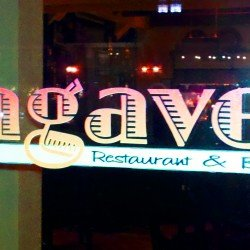Agave (vegetarian review)