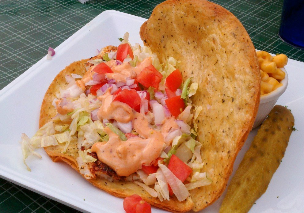 Another fish taco