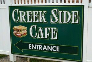 Creek Side Cafe | View More