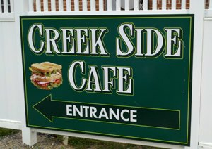 Creek Side Cafe