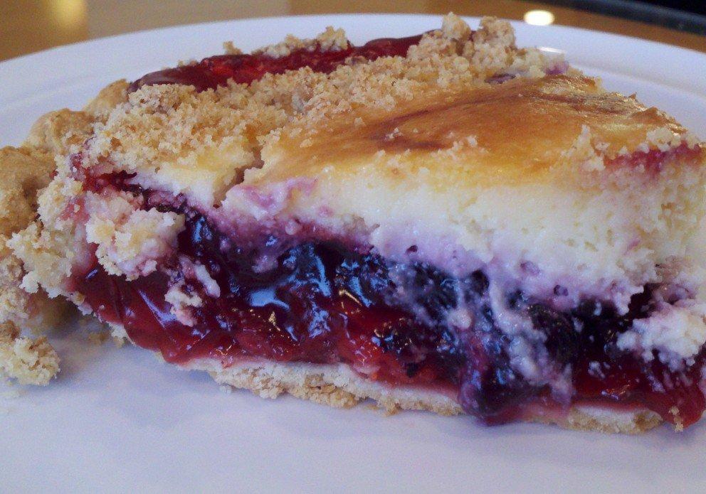 Che Cherry Cheesecake Pie