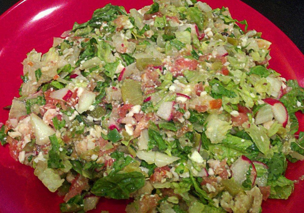 Modern Mixture chopped salad