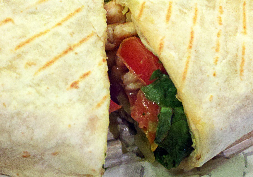 The Simply Burrito