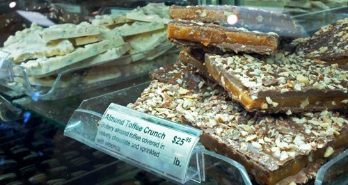 English Toffee/Buttercrunch