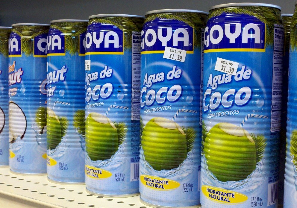 They carry many Goya products