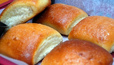 Great buns!