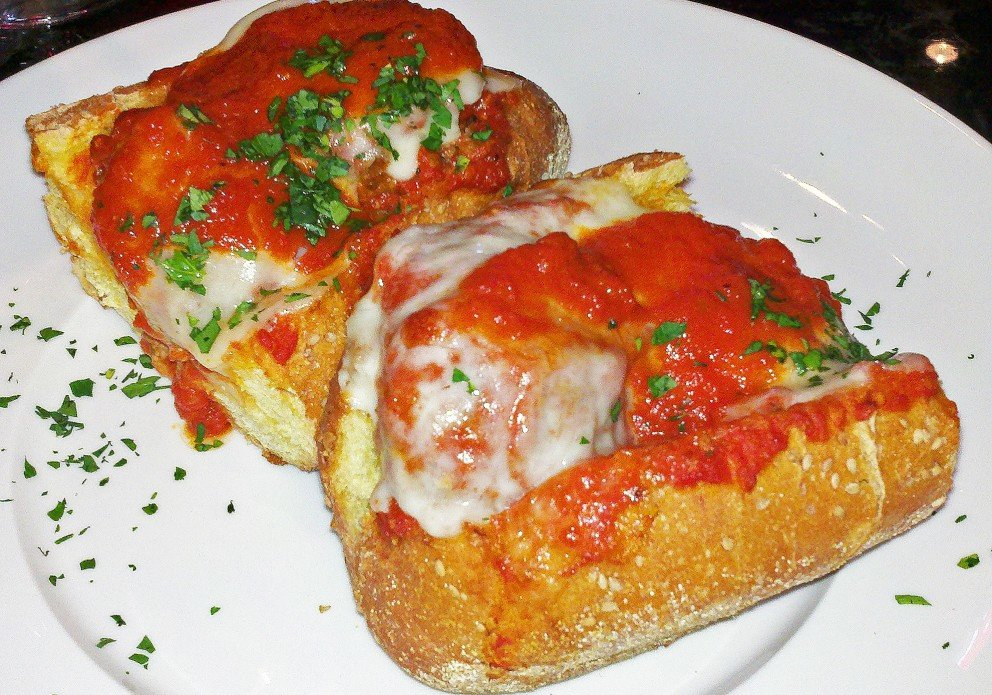 The meatball sub. Sometimes you just gotta have one.