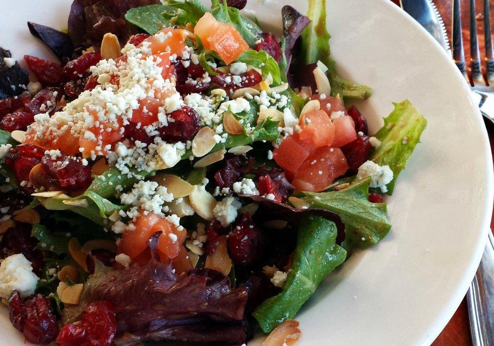 Fins' House Salad