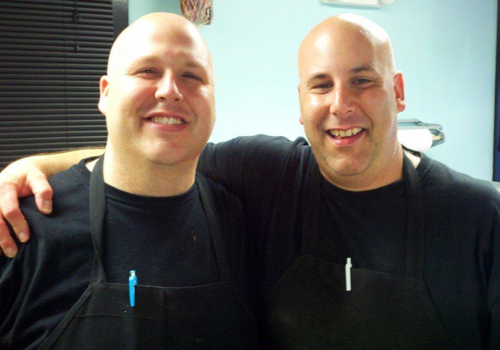 Louie and Frankie Bascio