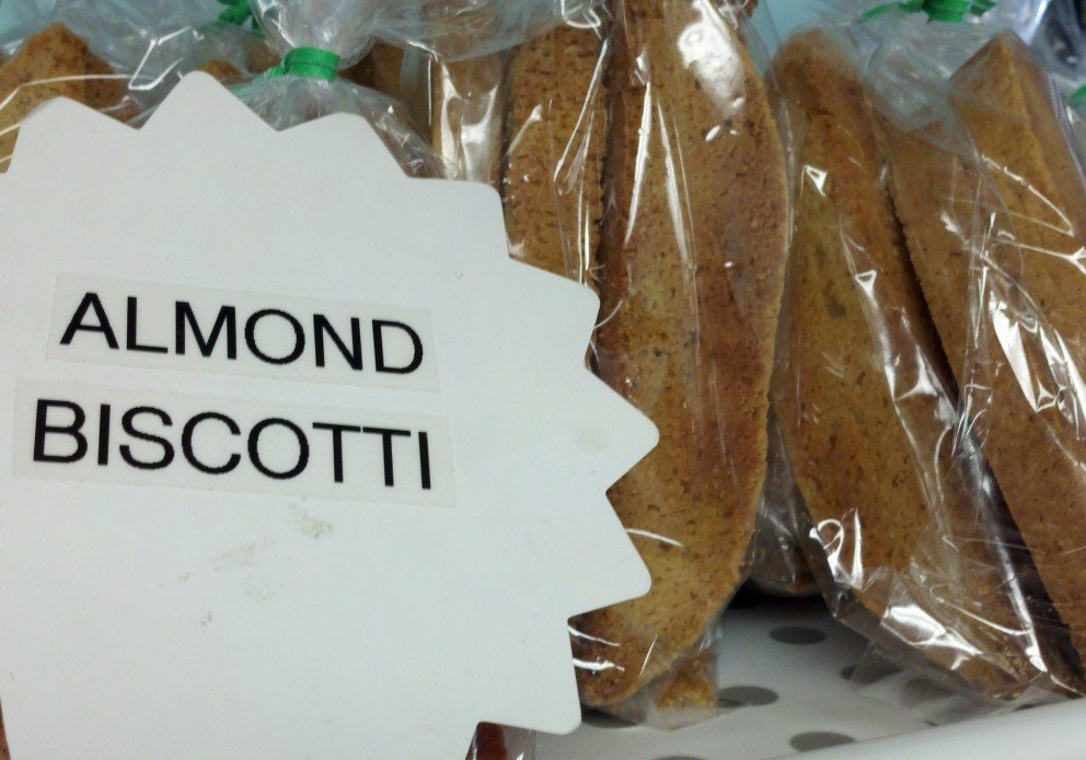 So many biscotti, so little time.
