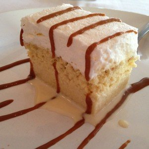 The Best … Tres Leches Cake