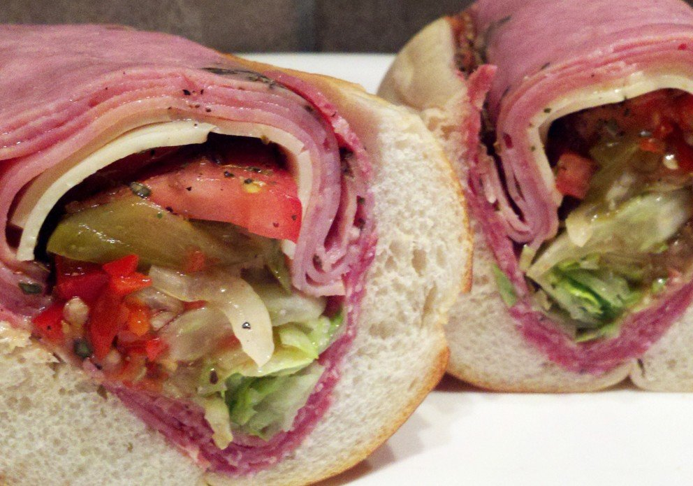 The Best … Italian Sub | View More Photos