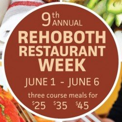 Restaurant Week in RB!