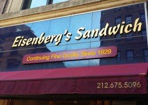 Eisenberg's Sandwich Shop | View More