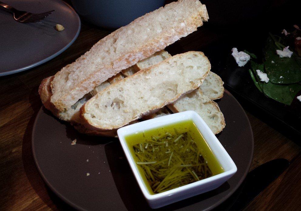 Michy's 2 bread oil