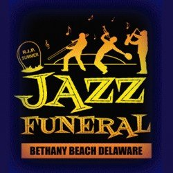 Jazz Funeral in Bethany 9/1
