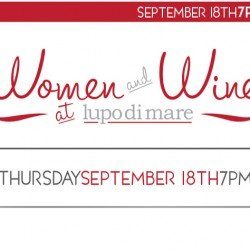 Women & Wine Thursday