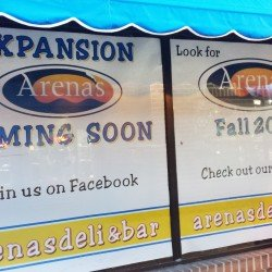 Arena's Expands & Grows