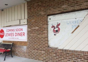 Lewes Diner on Savannah
