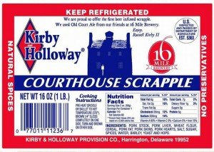Courthouse Scrapple debuts