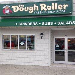 Dough Roller Open