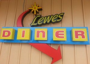 Lewes Diner Open