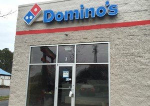 Domino's On The Way