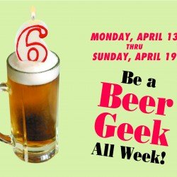 Be a P3 Beer Geek 4/13-19