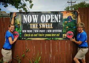 Swell Tiki Bar OPEN