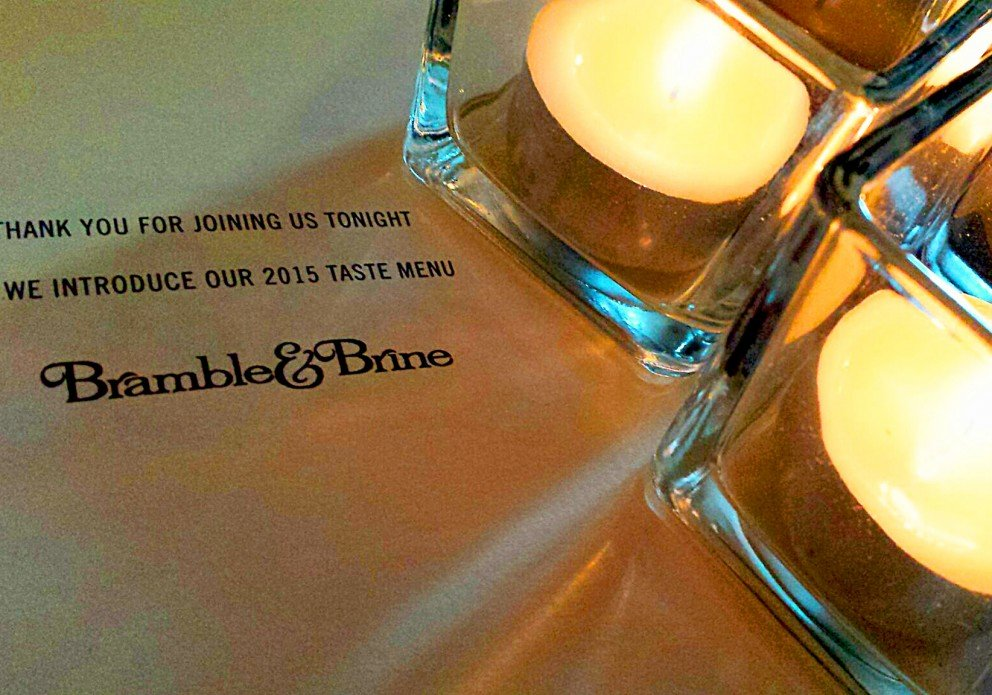 Bramble & Brine Open | View More Photos