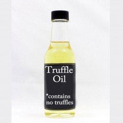The Truth about Truffle Oil