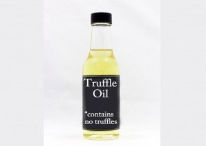 The Truth about 'Truffle' Oil