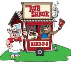 Rub Shack Dishin' up BBQ