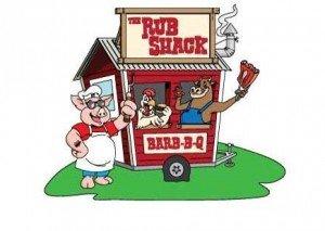 Rub Shack Dishin' up BBQ